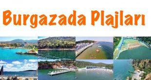 Burgazada-plajları
