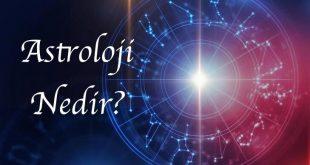 Astroloji-nedir