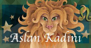 aslan-Kadını